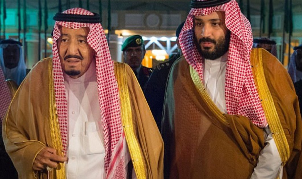 Ο βασιλιάς της Σαουδικής Αραβίας ετοιμάζεται να παραδώσει το θρόνο στον 32χρονο γιο του (ΦΩΤΟ) - Κυρίως Φωτογραφία - Gallery - Video
