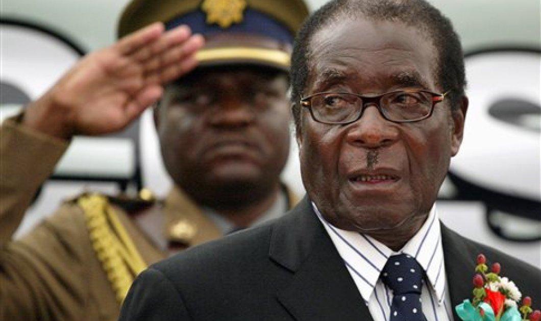 Ζιμπάμπουε: Αμνηστία έλαβε ο πρώην πρόεδρος Μουγκάμπε - Κυρίως Φωτογραφία - Gallery - Video