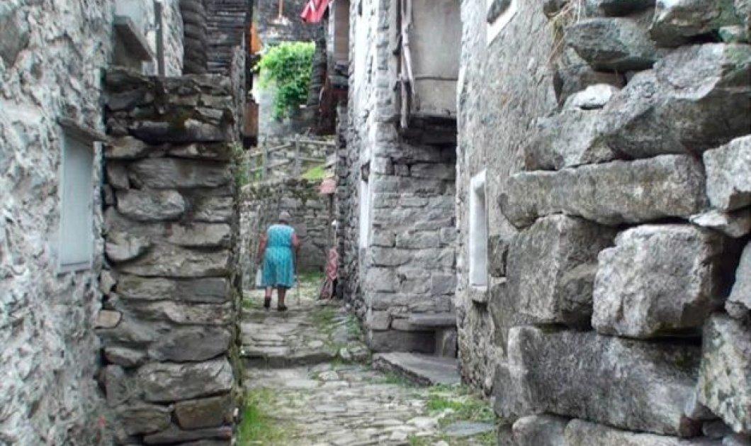 Ένα παραμυθένιο  ελβετικό χωριό 600 ετών γίνεται ξενοδοχείο... για να γλυτώσει την εξαφάνιση! (ΦΩΤΟ) - Κυρίως Φωτογραφία - Gallery - Video