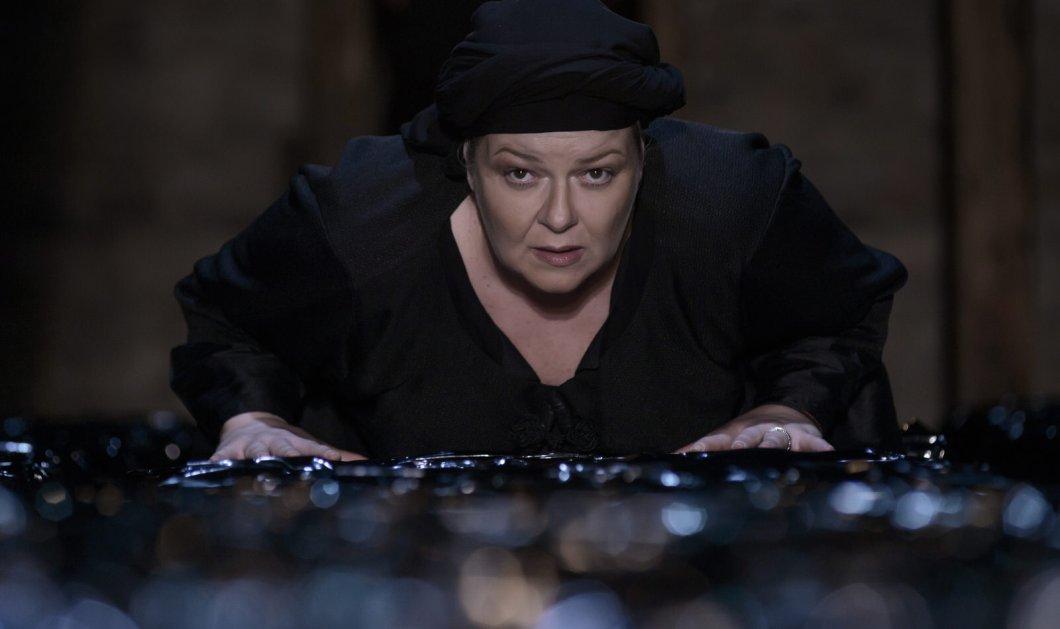 Η κυρά της Ρω με τη Φωτεινή Μπαξεβάνη στο θέατρο Εγνατία (ΦΩΤΟ) - Κυρίως Φωτογραφία - Gallery - Video