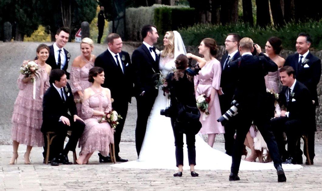 Η Kate Upton παντρεύτηκε τον αγαπημένο της σε μια ρομαντική τελετή (ΦΩΤΟ-ΒΙΝΤΕΟ) - Κυρίως Φωτογραφία - Gallery - Video