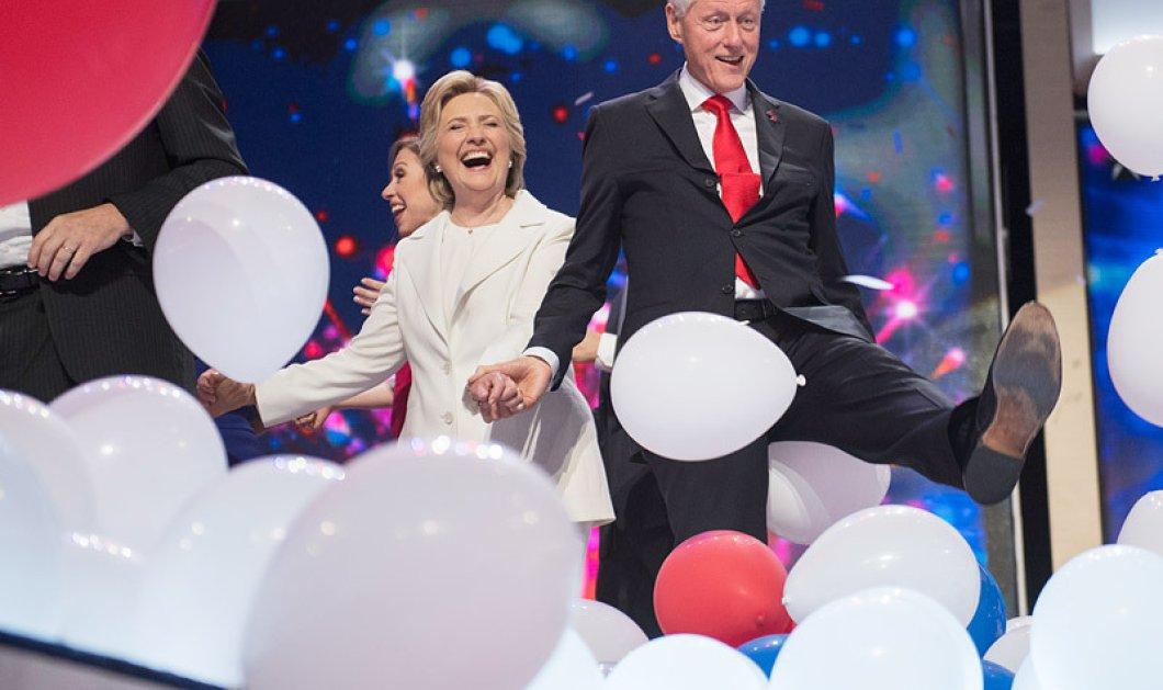 Η Χίλαρι Κλίντον έκλεισε τα 70: Το πάρτι αγκαλιά με την κόρη & το ρομαντικό τετ- τετ με τον Μπιλ  - Κυρίως Φωτογραφία - Gallery - Video