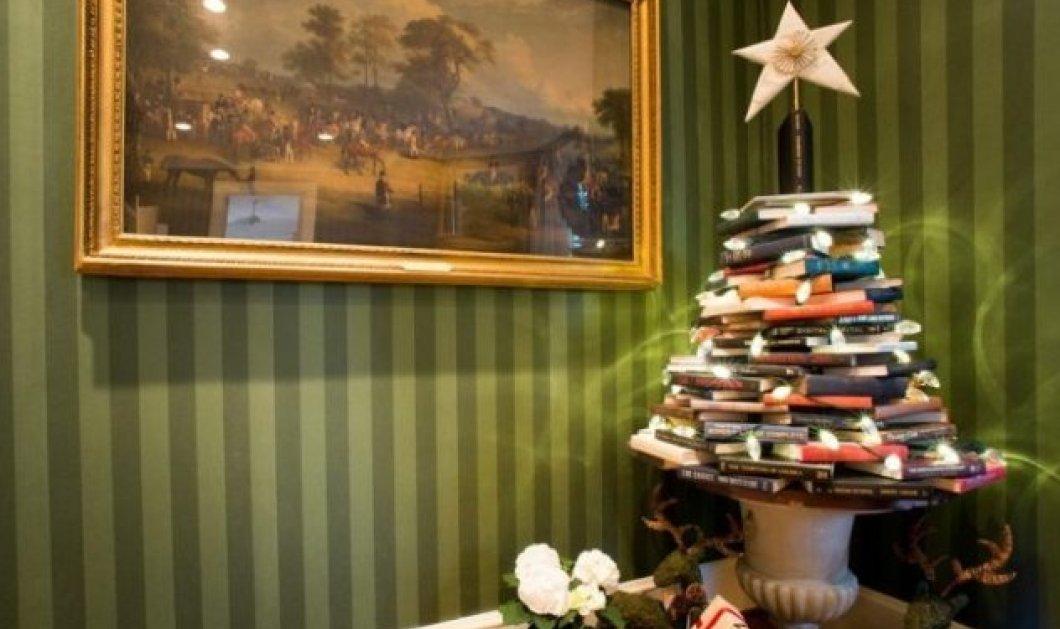 Ολόκληρο από σοκολάτα-γλυπτό έργο με αρκουδάκια ή φωτάκια led: Δείτε τα 10 πιο πρωτότυπα Χριστουγεννιάτικα δέντρα  - Κυρίως Φωτογραφία - Gallery - Video