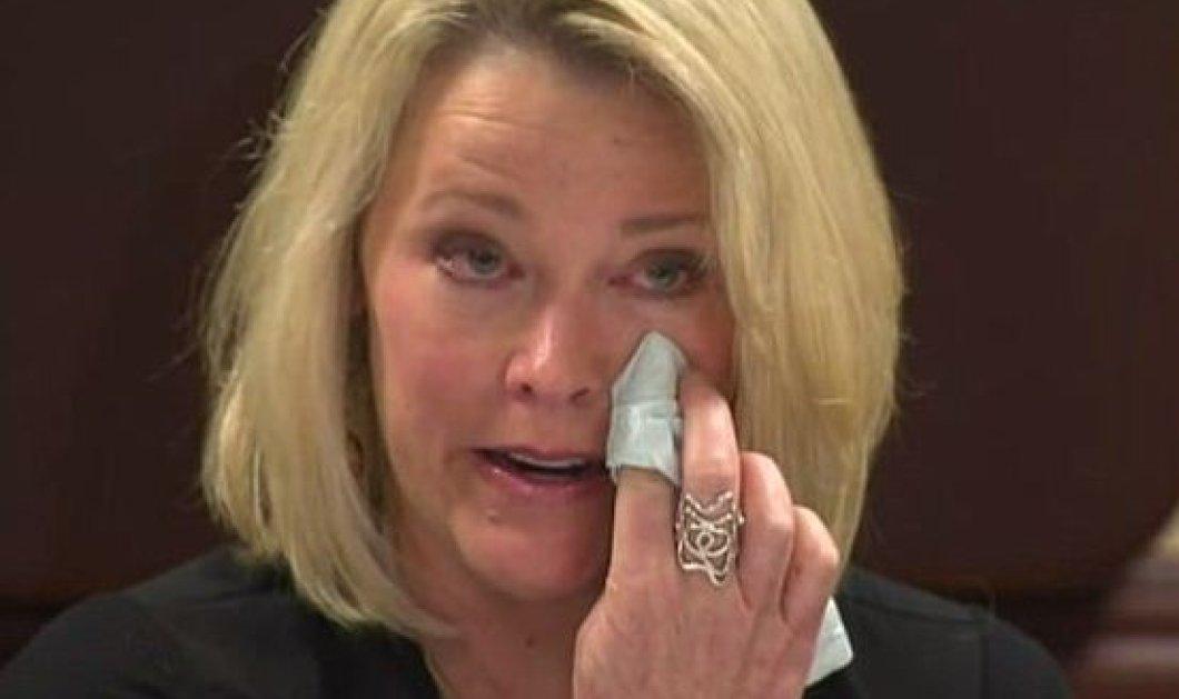 Mε δάκρυα στα μάτια δημοσιογράφος καταγγέλλει : «Ο Κέβιν Σπέισι επιτέθηκε σεξουαλικά στον γιο μου»  - Κυρίως Φωτογραφία - Gallery - Video