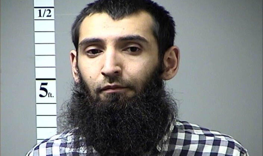 Ποιος είναι ο Ουζμπέκος τζιχαντιστής τρομοκράτης της Νέας Υόρκης! - Κυρίως Φωτογραφία - Gallery - Video