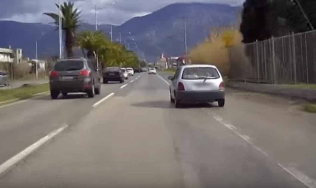 Βίντεο: Σε 6 λεπτά θα δείτε τις άπειρες παραβάσεις των Ελλήνων οδηγών στους δρόμους - Κυρίως Φωτογραφία - Gallery - Video