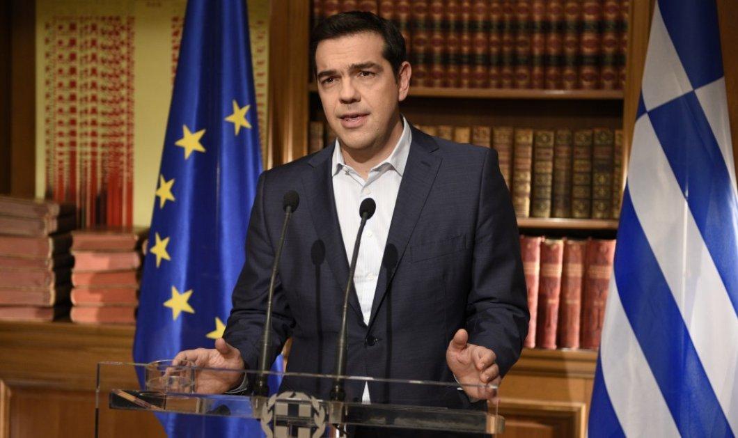 """Αλέξης Τσίπρας: """"Ξεπεράσαμε κάθε προσδοκία και το κοινωνικό μέρισμα θα είναι ύψους 1,4 δισ. ευρώ (ΒΙΝΤΕΟ) - Κυρίως Φωτογραφία - Gallery - Video"""