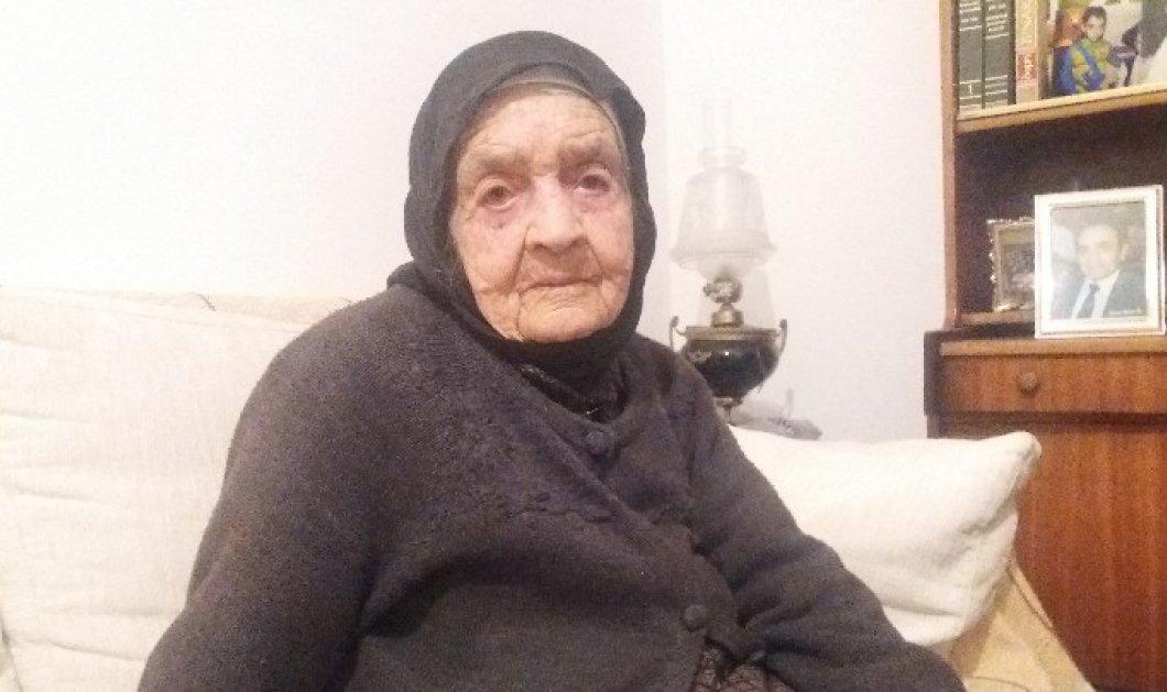 "Topwoman η 106 ετών Ροδίτισσα: ""Είναι ευτυχία να γερνάς "" - Κυρίως Φωτογραφία - Gallery - Video"