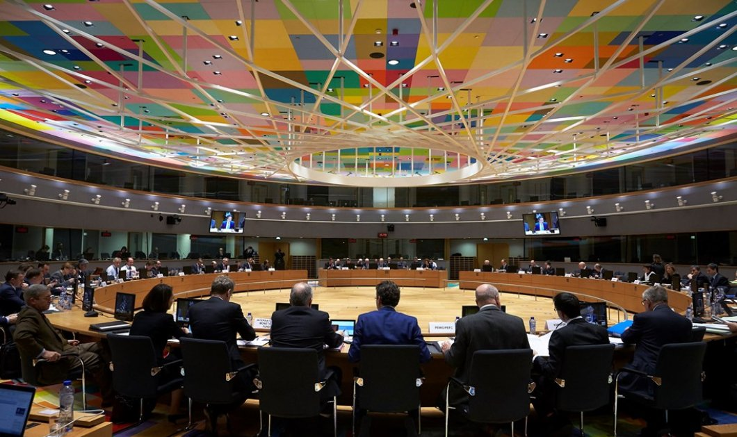 Eurogroup: Θετικό κλίμαησυζήτηση για το ελληνικό ζήτημα - Κυρίως Φωτογραφία - Gallery - Video