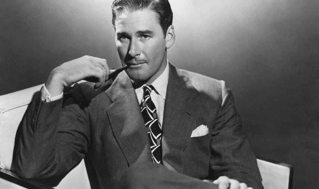 Vintage pics: Ήταν ο ωραιότερος άνδρας του πλανήτη; Έρολ Φλυν και τα χτυποκάρδια των γυναικών αμέτρητα (ΦΩΤΟ-ΒΙΝΤΕΟ) - Κυρίως Φωτογραφία - Gallery - Video