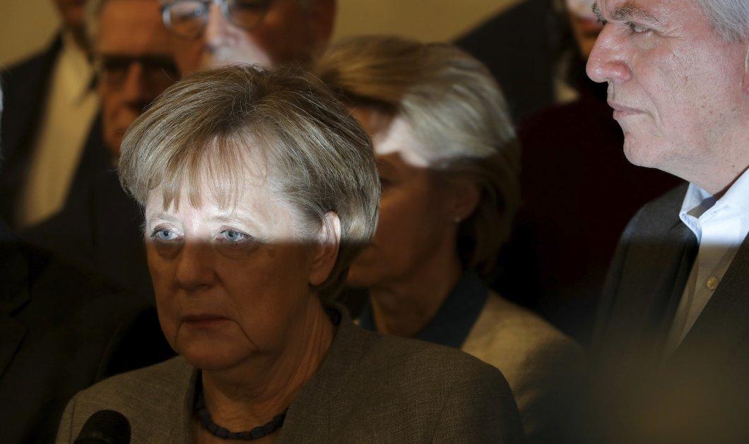 Γερμανία: «Ναυάγησαν» οι συνομιλίες για νέα κυβέρνηση – Αποχώρησε το FDP - Κυρίως Φωτογραφία - Gallery - Video
