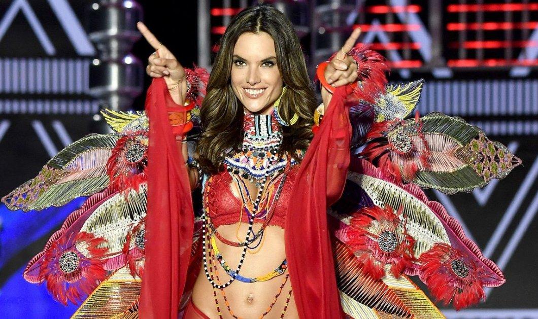 Στη Σαγκάη οι «άγγελοι» της Victoria's Secret κατέκτησαν την Κίνα - 2 εκ κοστίζει το εσώρουχο με τα διαμάντια (ΦΩΤΟ-ΒΙΝΤΕΟ)  - Κυρίως Φωτογραφία - Gallery - Video