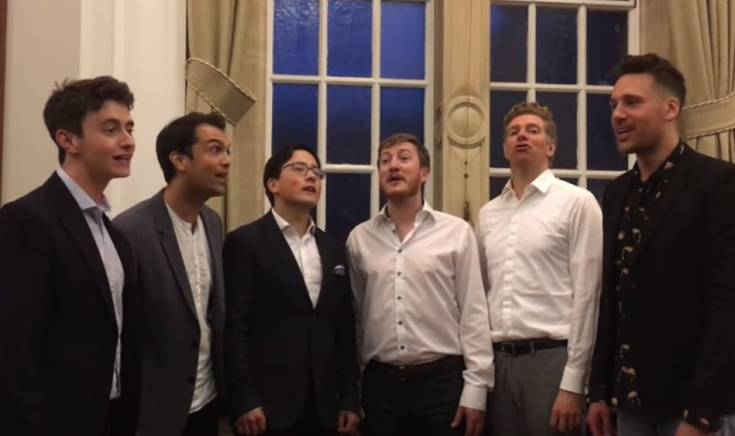 Βίντεο viral: Βρετανικό συγκρότημα τραγουδά το «Κοκοράκι»! - Κυρίως Φωτογραφία - Gallery - Video