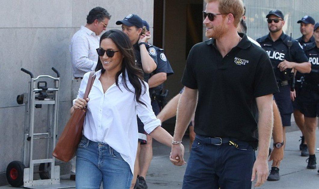 Επιτέλους! Ο πρίγκιπας Χάρι και η ηθοποιός Μέγκαν Μάρκλ παντρεύονται την άνοιξη - Ο αρραβώνας έγινε - Κυρίως Φωτογραφία - Gallery - Video