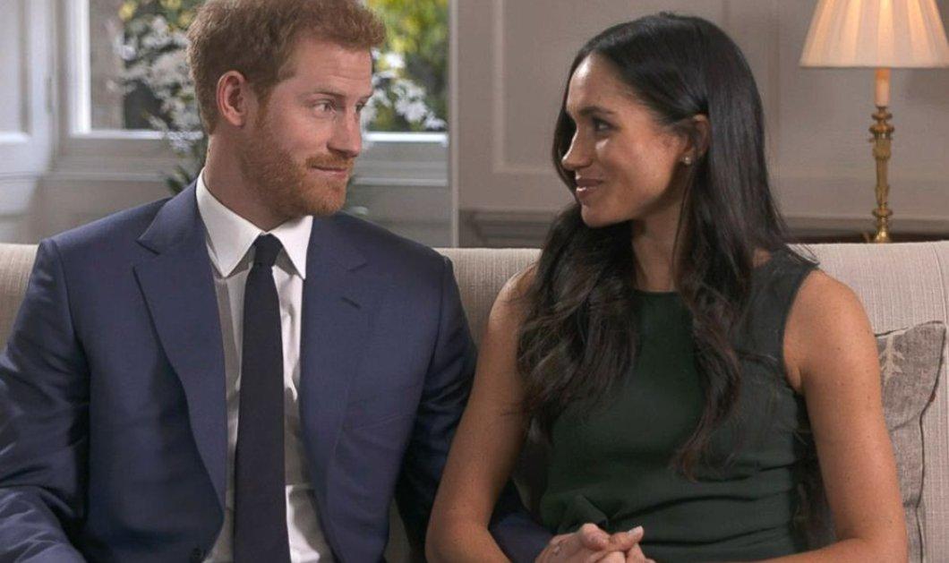 Το πιο πολυσυζητημένο βίντεο : Πρίγκηπας Χάρρυ Μέγκαν Μαρκλ δίνουν συνέντευξη & κοιτιούνται συνεχώς στα μάτια (ΦΩΤΟ-ΒΙΝΤΕΟ)  - Κυρίως Φωτογραφία - Gallery - Video