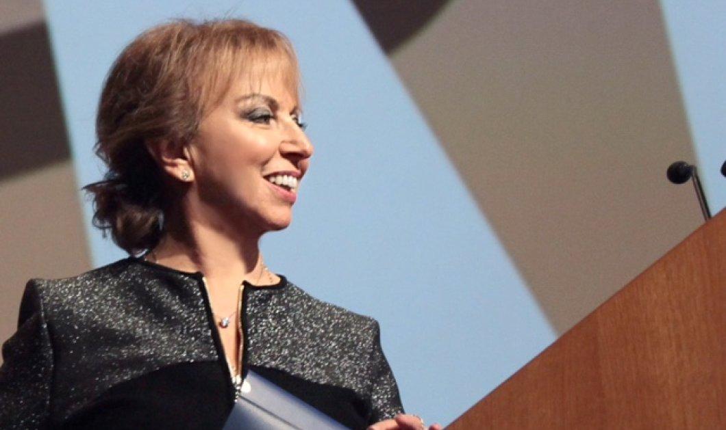 """Η Πρόεδρος του ομίλου Soya Mills Μαρίνα Γιαβρόγλου - Οφλούδη : """"Η αλήθεια για τις εξαγωγές των Ελληνικών Επιχειρήσεων """" - Κυρίως Φωτογραφία - Gallery - Video"""