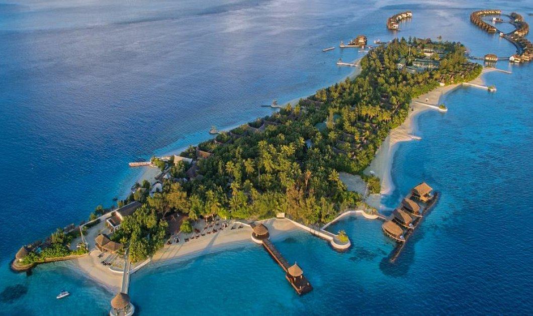 Έστησαν παγοδρόμιο διπλά στη θάλασσα στις αιώνια καλοκαιρινές Μαλδίβες! (ΦΩΤΟ) - Κυρίως Φωτογραφία - Gallery - Video