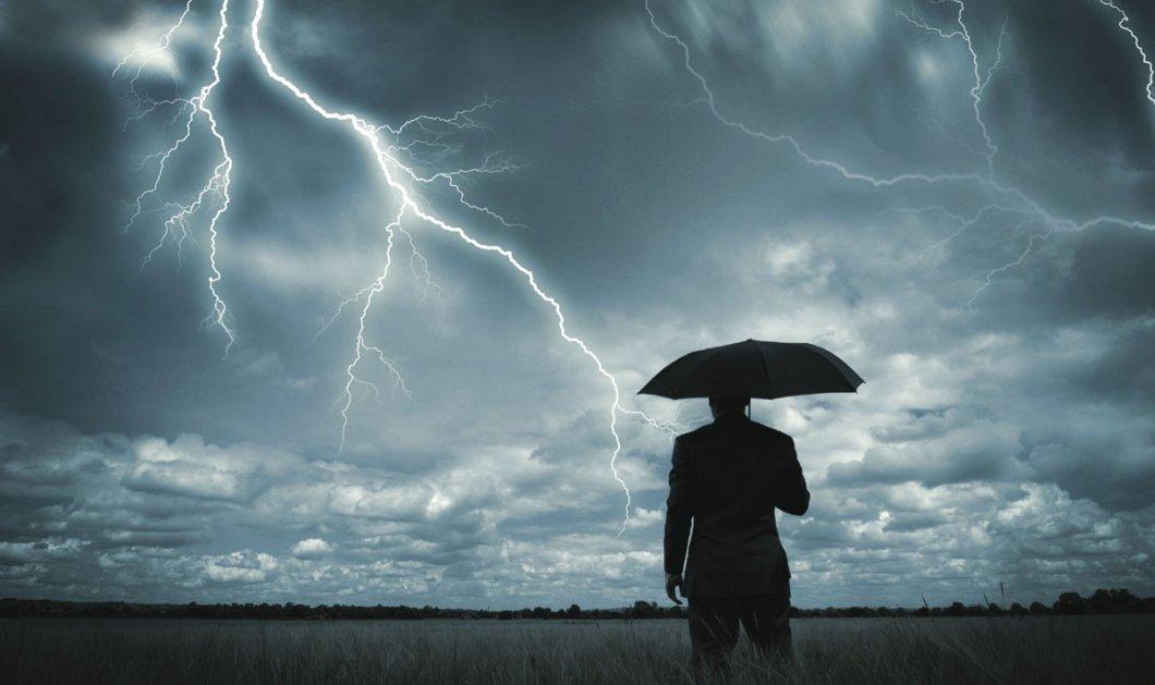 Ο καιρός σήμερα: Βροχές, καταιγίδες και χιόνια - Δείτε αναλυτική πρόγνωση - Κυρίως Φωτογραφία - Gallery - Video