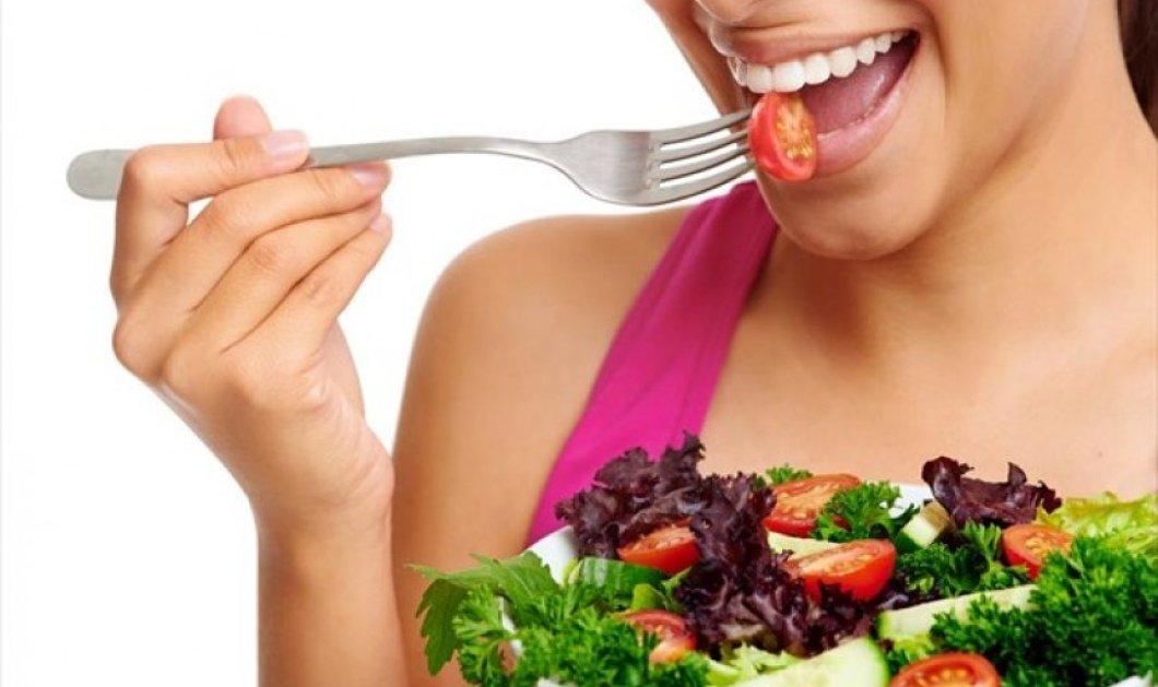 Τρώτε και μασάτε αργά: Έτσι θα προλάβετε παχυσαρκία και μεταβολικό σύνδρομο - Κυρίως Φωτογραφία - Gallery - Video
