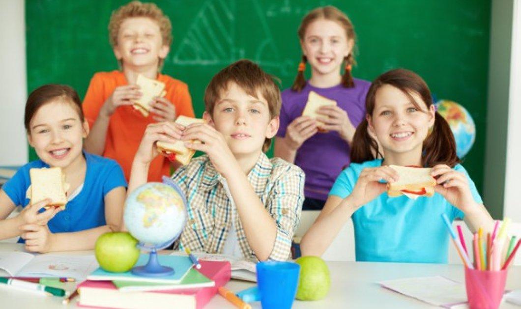 Πρωτότυπα και υγιεινά κολατσιά για τους μαθητές - Χρήσιμες συμβουλές για τη διατροφή τους - Κυρίως Φωτογραφία - Gallery - Video