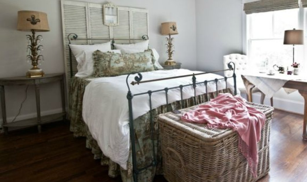 Πως να μεταμορφώστε το κρεβάτι σας - Δείτε τι μπορείτε να κάνετε ξοδεύοντας 0 ευρώ! - Κυρίως Φωτογραφία - Gallery - Video