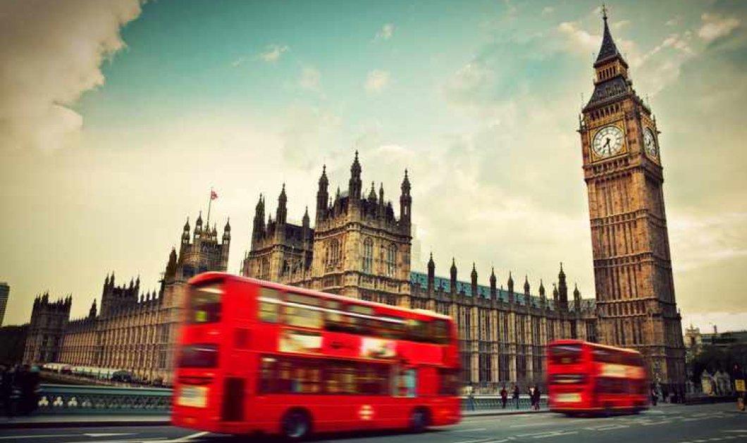 Εδώ είναι Μ. Βρετανία... Χανιώτης πλήρωσε πρόστιμο στο Λονδίνο γιατί πέταγε τις γόπες του κάτω (ΦΩΤΟ) - Κυρίως Φωτογραφία - Gallery - Video