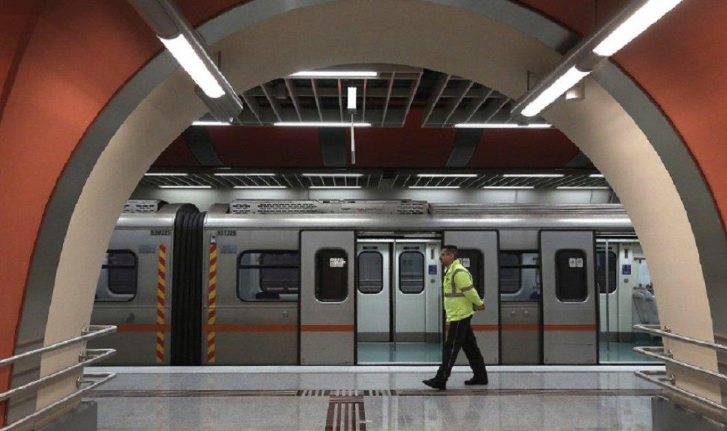 Στάση εργασίας στο Μετρό τη Δευτέρα – 24ωρη απεργία την Πέμπτη - Κυρίως Φωτογραφία - Gallery - Video