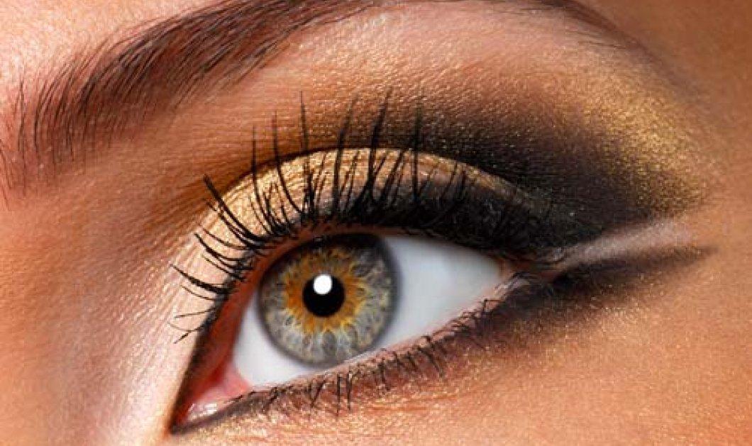 25 προτάσεις για το Negative Space Eye Makeup - Κορυφαία τάση στο μακιγιάζ του χειμώνα (ΦΩΤΟ) - Κυρίως Φωτογραφία - Gallery - Video