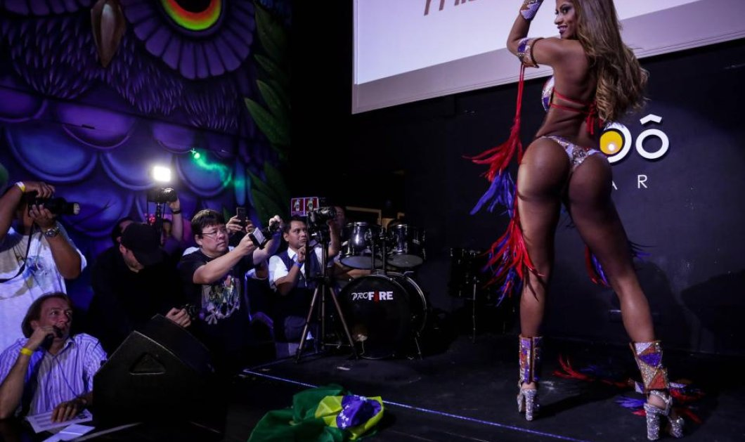 """Ποιο είναι το """"τεράστιο κόστος"""" για τη νικήτρια του φετινού διαγωνισμού οπισθίων της Βραζιλίας; (ΦΩΤΟ) - Κυρίως Φωτογραφία - Gallery - Video"""