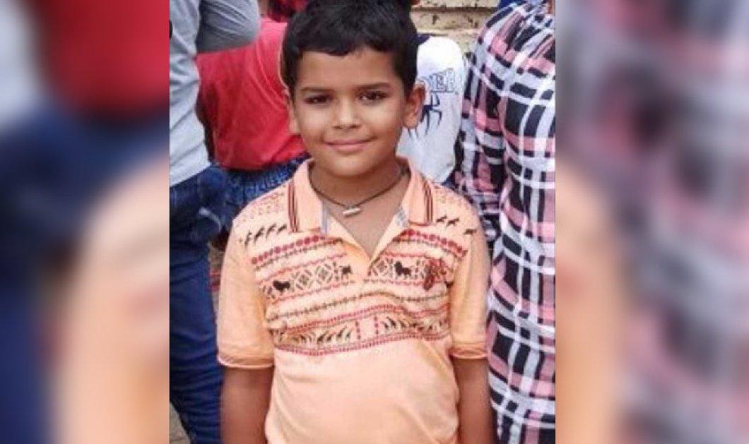 Ινδία: Έφηβος έκοψε το λαιμό ενός 7χρονου με σκοπό να αναβληθούν οι εξετάσεις στο σχολείο - Κυρίως Φωτογραφία - Gallery - Video