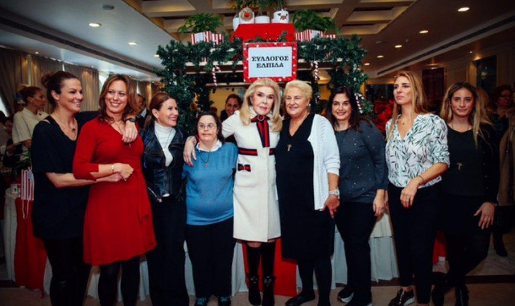 """Όλοι στο χριστουγεννιάτικο bazaar του συλλόγου """"Ελπίδα"""" (ΦΩΤΟ) - Κυρίως Φωτογραφία - Gallery - Video"""
