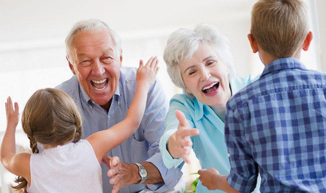 Πως οι παππούδες και οι γιαγιάδες επηρεάζουν αρνητικά την υγεία των εγγονιών τους - Τι αναφέρει η έρευνα - Κυρίως Φωτογραφία - Gallery - Video