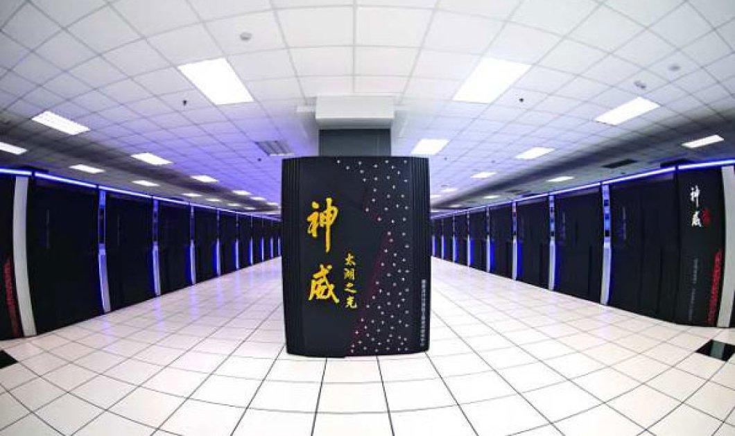 Η Κίνα ''έφαγε'' την Αμερική και στους υπολογιστές - Τα 2 ισχυρότατα υπέρ computer made in China  - Κυρίως Φωτογραφία - Gallery - Video