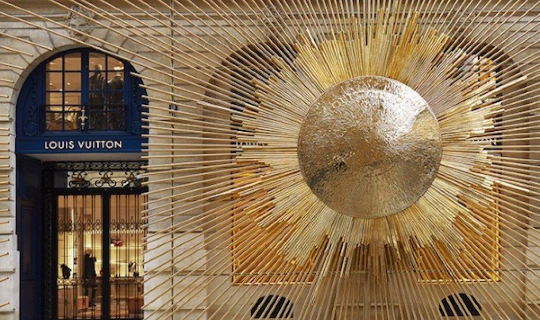 Παρίσι: Tο νέο κατάστημα της Louis Vuitton στον διασημότερο δρόμο για την παγκόσμια μόδα (ΦΩΤΟ-ΒΙΝΤΕΟ) - Κυρίως Φωτογραφία - Gallery - Video
