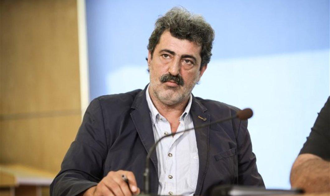 Η Βίκυ Σταμάτη ζητά αποζημίωση 1 εκατ. ευρώ από τον Πολάκη - Κυρίως Φωτογραφία - Gallery - Video