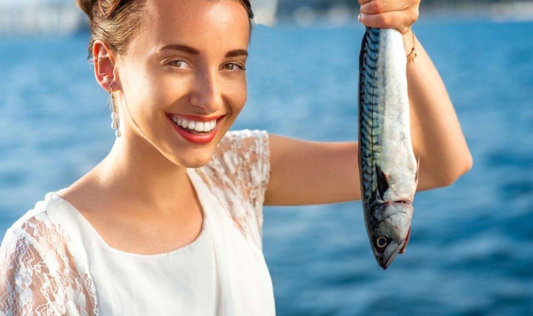 7 λόγοι να βάλετε το ψάρι στη διατροφή σας - Κυρίως Φωτογραφία - Gallery - Video