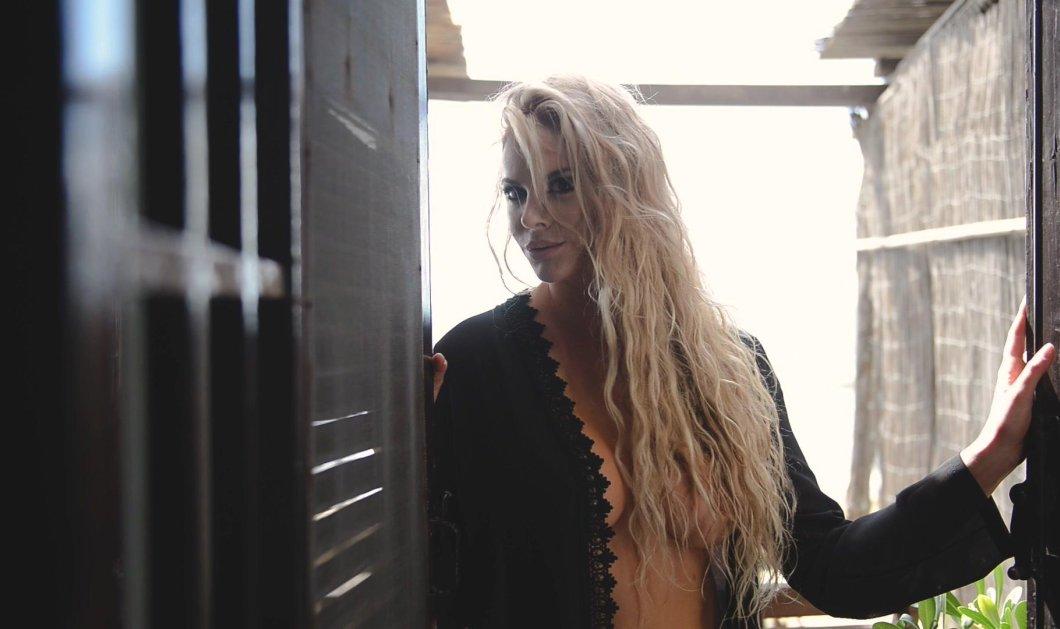 H Ρία Αντωνίου αναστατώνει την Ιταλία με τη σέξι  φωτογράφιση της (ΦΩΤΟ-ΒΙΝΤΕΟ) - Κυρίως Φωτογραφία - Gallery - Video