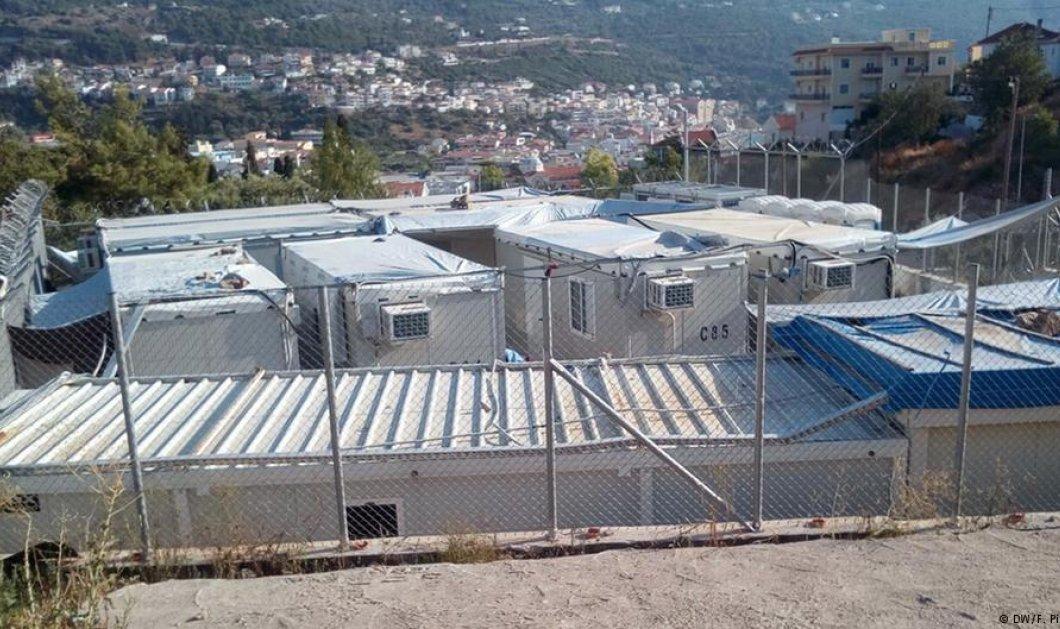Spiegel: Δύσκολη η κατάσταση στους προσφυγικούς καταυλισμούς της Σάμου - Κυρίως Φωτογραφία - Gallery - Video