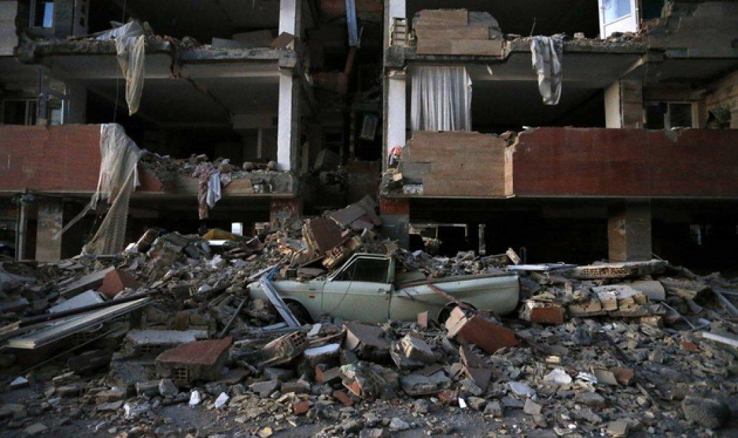 Ιράν-Ιράκ: Θρήνος από την καταστροφή των 7,3 Ρίχτερ - Πάνω από 400 νεκρούς και 4.000 τραυματίες (ΦΩΤΟ) - Κυρίως Φωτογραφία - Gallery - Video