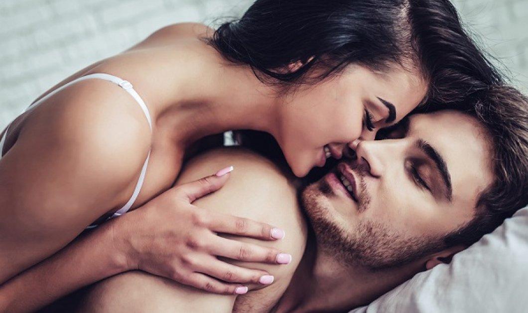 Ποια είναι η ιδανική «δόση» σεξ που εξασφαλίζει τη μακρόχρονη ικανοποίηση από τησχέση - Κυρίως Φωτογραφία - Gallery - Video