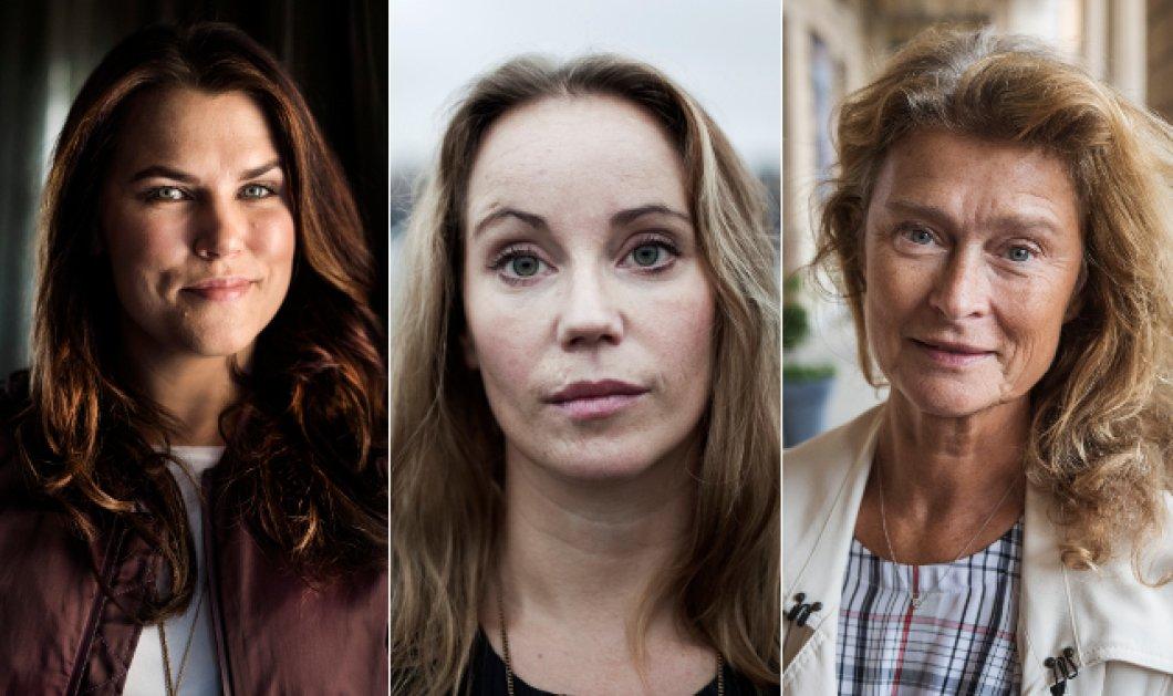 456 γυναίκες Σουηδέζες ηθοποιοί καταγγέλλουν σεξουαλική παρενόχληση - Ο ασκός του Αιόλου μόλις άνοιξε  - Κυρίως Φωτογραφία - Gallery - Video