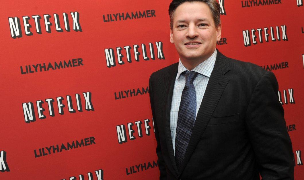 Τεντ Σαράντος: Ο Έλληνας του Netflix που «καθάρισε» τον Κέβιν Σπέισι - Κυρίως Φωτογραφία - Gallery - Video