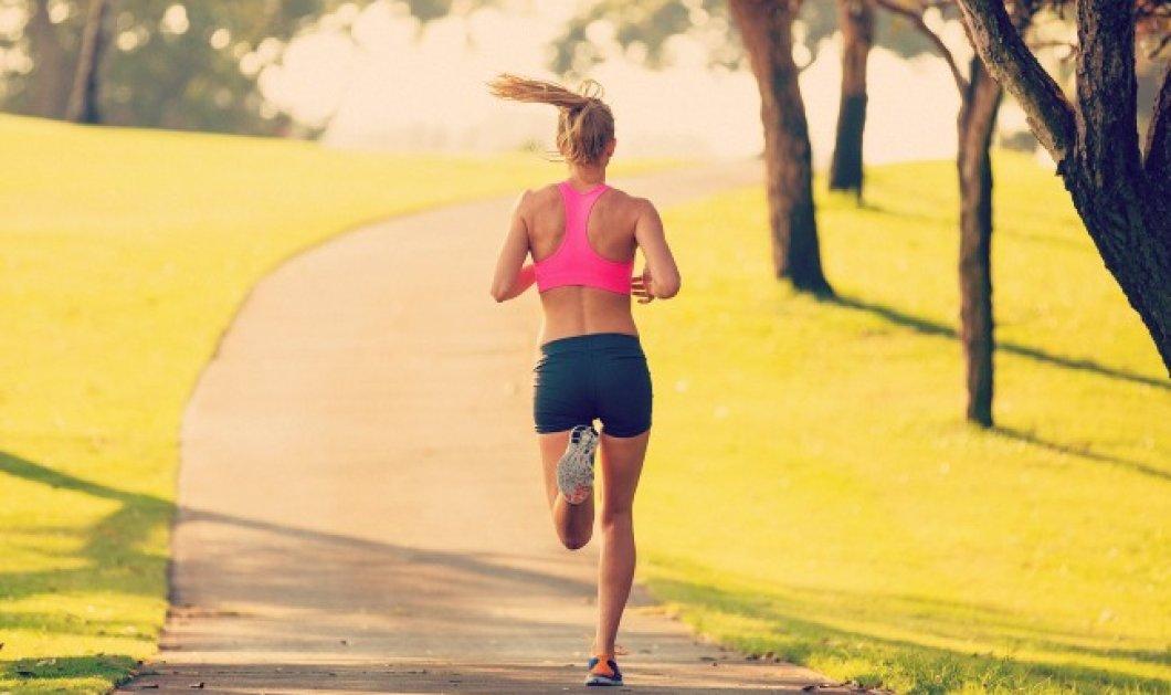 5 τρόποι που το τρέξιμο βοηθά στην καλύτερη λειτουργία του εγκεφάλου - Κυρίως Φωτογραφία - Gallery - Video