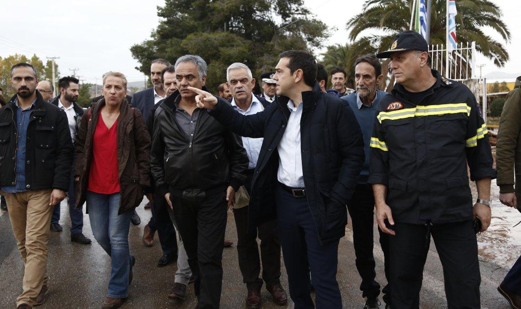 Αλ.Τσίπρας: Δέσμευσή μας να προχωρήσουμε άμεσα στην επούλωση των πληγών - Κυρίως Φωτογραφία - Gallery - Video