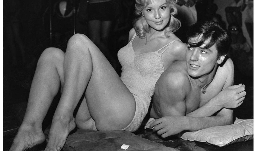 Vintage Story: Ο επικός διάλογος ανάμεσα στην Γαλλίδα καλλονή Μιλέν Ντεμονζό και στον  Κωνσταντίνο Καραμανλή που σήμερα θα  γινόταν viral! (ΦΩΤΟ) - Κυρίως Φωτογραφία - Gallery - Video