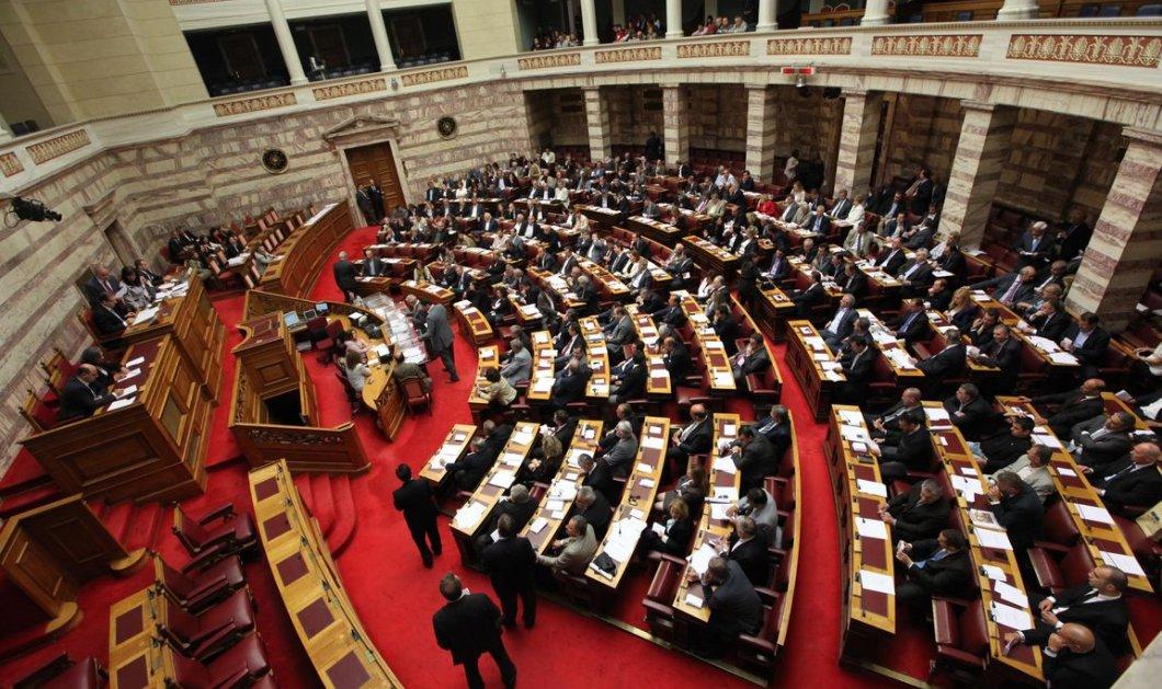 Στη Βουλή ο προϋπολογισμός του 2018 - Πλεόνασμα άνω του 3,5% του ΑΕΠ - Κυρίως Φωτογραφία - Gallery - Video