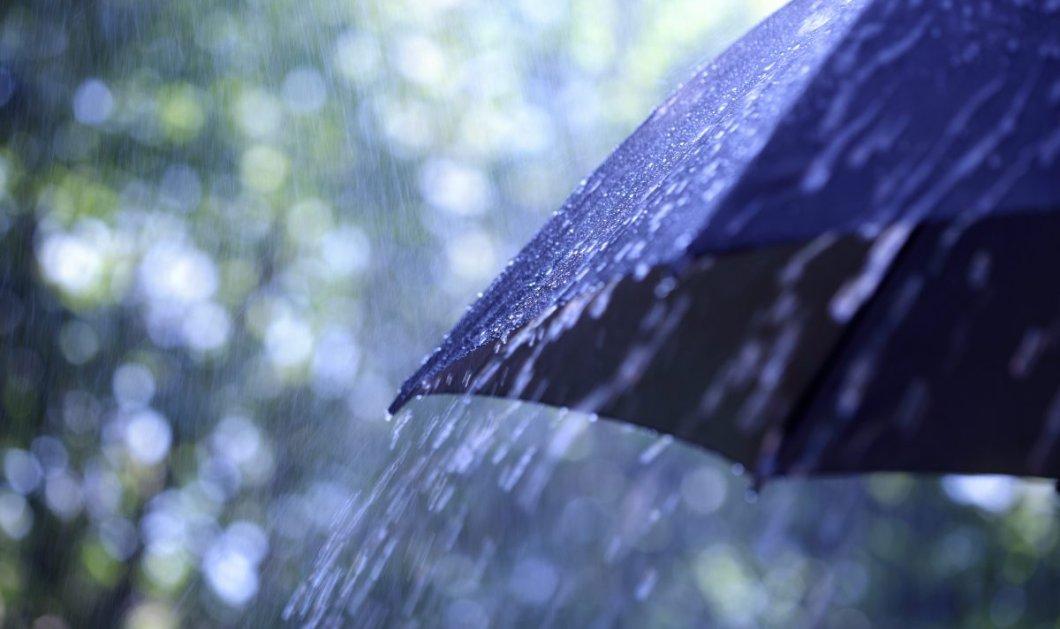 Συνεχίζεται η «Ευρυδίκη» - Βροχές και καταιγίδες την Τρίτη - Κυρίως Φωτογραφία - Gallery - Video