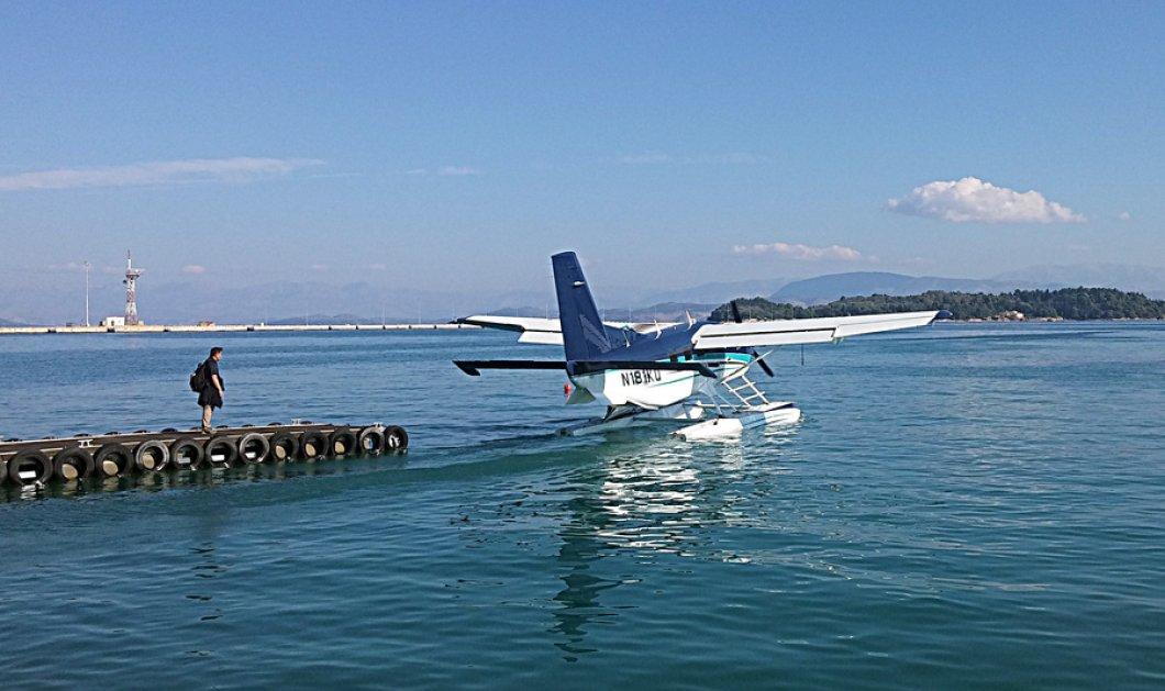 Good news - Υδροπλάνα: Με επιτυχία οι πρώτες δοκιμαστικές πτήσεις στην Κέρκυρα  - Κυρίως Φωτογραφία - Gallery - Video