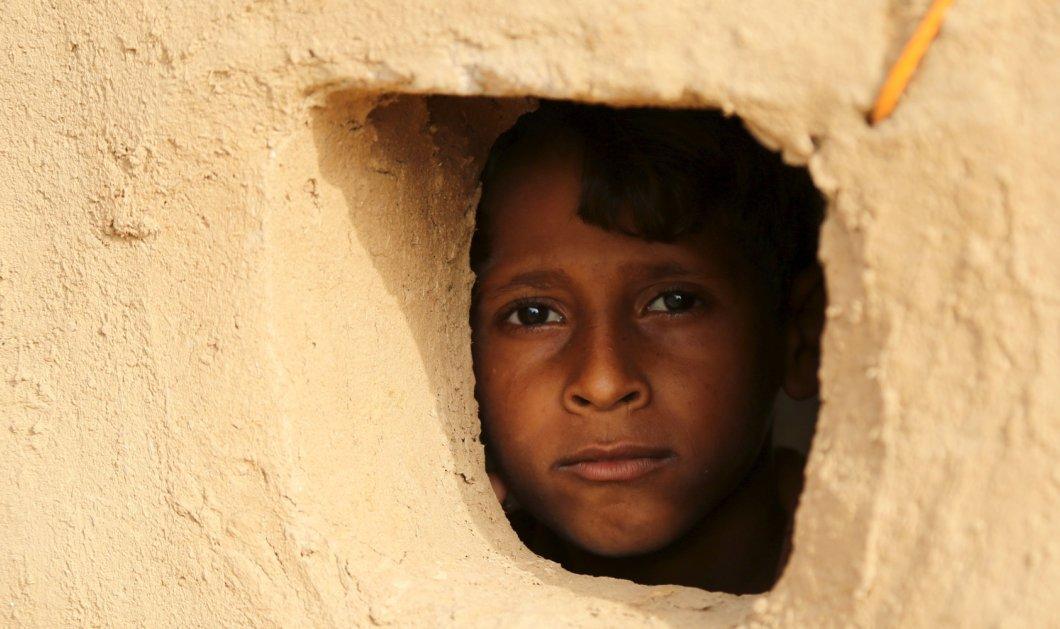 UNICEF: Κάθε 10 λεπτά ένα παιδί πεθαίνει στην Υεμένη - Κυρίως Φωτογραφία - Gallery - Video