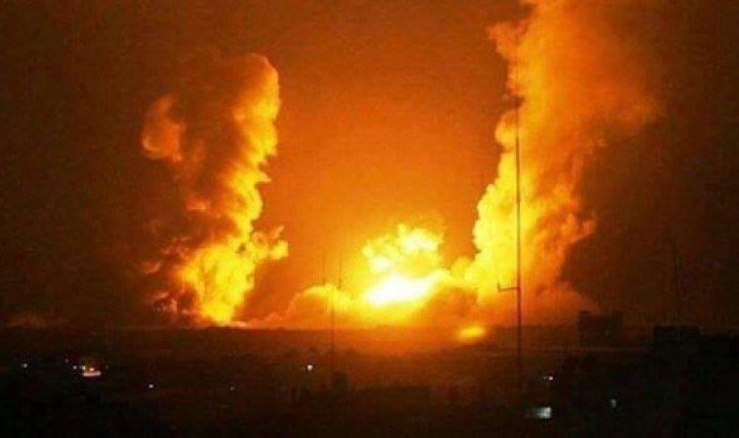 Η μέση ανατολή φλέγεται ξανά- Βομβαρδίζουν Ισραηλινοί τη Γάζα-Ένα μωρό νεκρό 25 τραυματίες (ΦΩΤΟ- ΒΙΝΤΕΟ) - Κυρίως Φωτογραφία - Gallery - Video